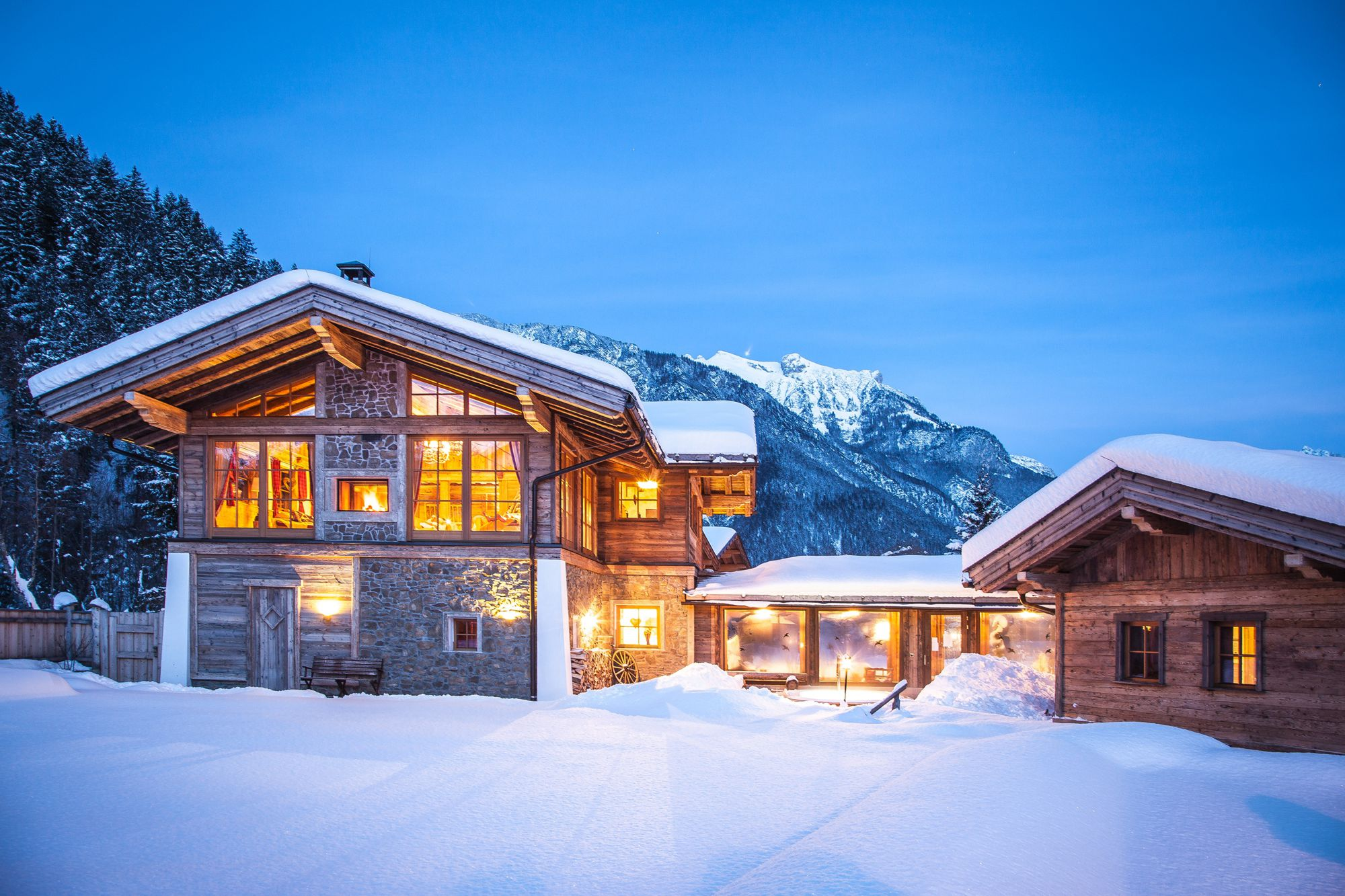 Wellnesshotel Kristall am Achensee in Tirol - wellness.at